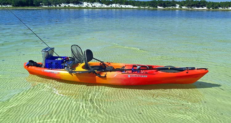 kayak cooler