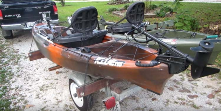 Can I Put A Trolling Motor On A Kayak Options And Guide
