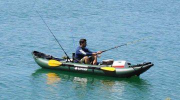 are inflatable kayaks good for fishing