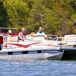 are pontoon boats good for fishing