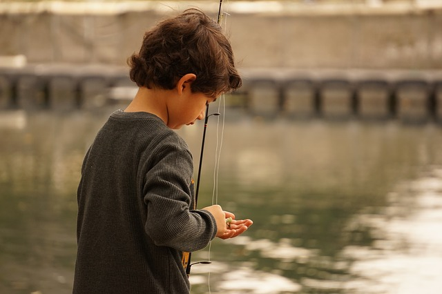 tips for taking kids fishing