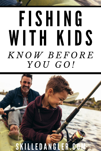 fishing with kids tips and secret advice